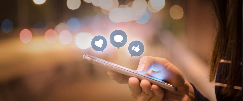 Populariteit Facebook in Nederland blijft afnemen
