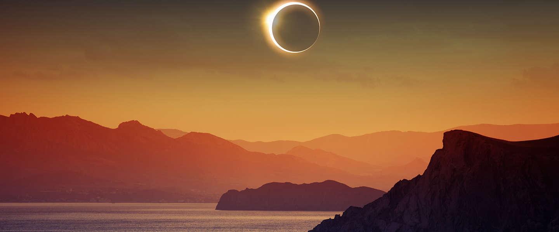 NASA gaat de zonsverduistering in Amerika live streamen