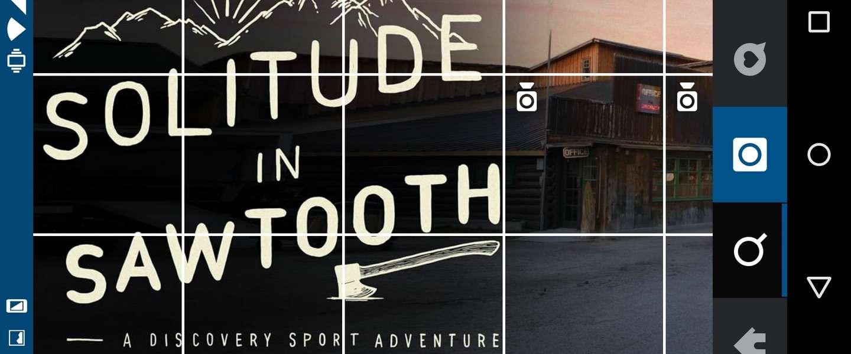 Land Rover creëert indrukwekkend interactief Instagram avontuur