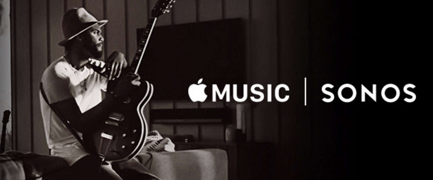 Apple Music vanaf 15 december ook te streamen via Sonos