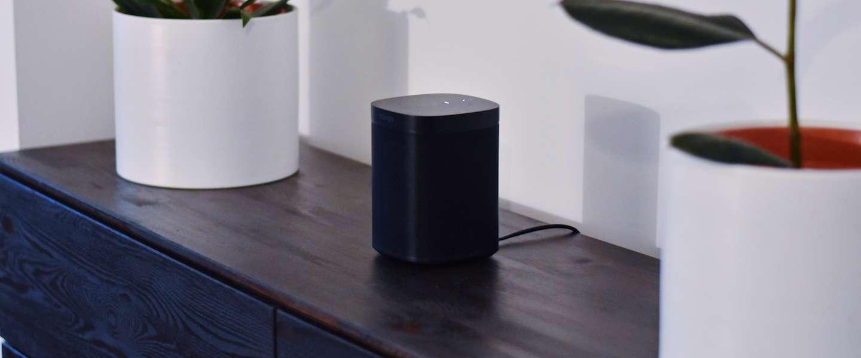 Sonos maakt speaker die ook op Bluetooth werkt