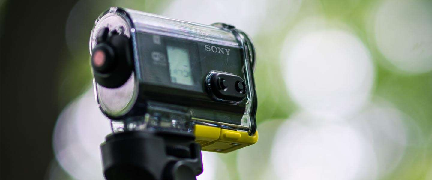 Review: Sony Action Cam HDR-AS100