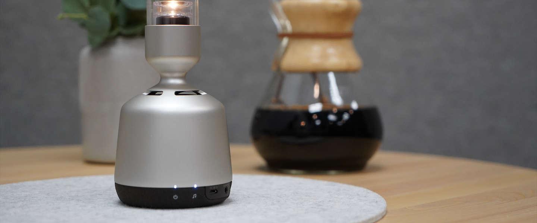 CES 2019: Sony introduceert Glass Sound Speaker met Hi-Res audio
