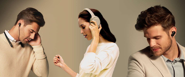 Met deze noise cancelling headphones kun jij je altijd focussen