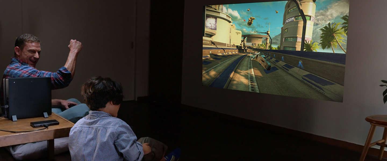 Must have, de MP-CD1, een mobiele projector van Sony