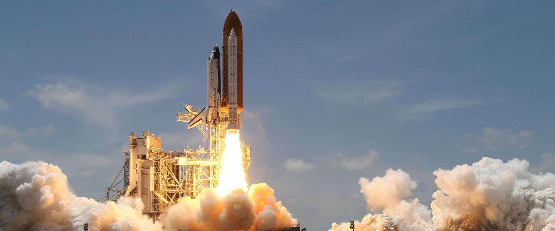 De toekomst is nu: in 2020 kun je als toerist met NASA de ruimte in