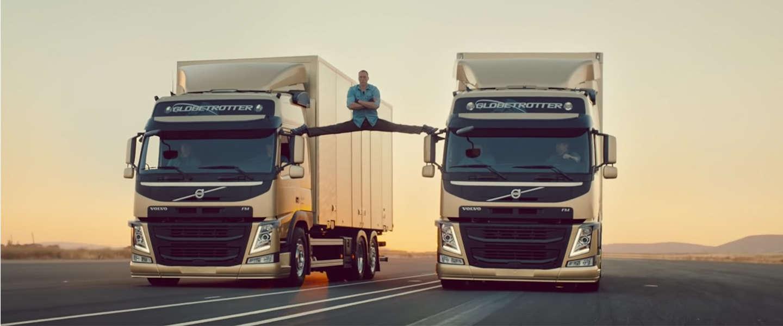 Volvo Trucks ft. Jean-Claude Van Damme - 'The Epic Split'