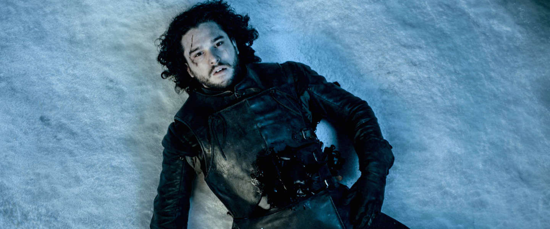 Jon Snow maakt excuses