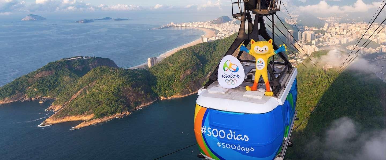 10 sporters die je wilt volgen op social media tijdens #rio2016