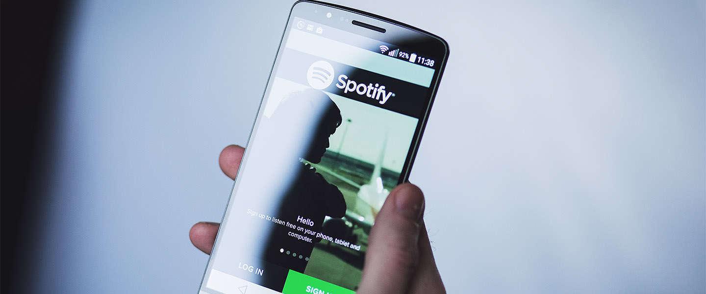 Spotify doorbreekt grens van 100 miljoen actieve gebruikers
