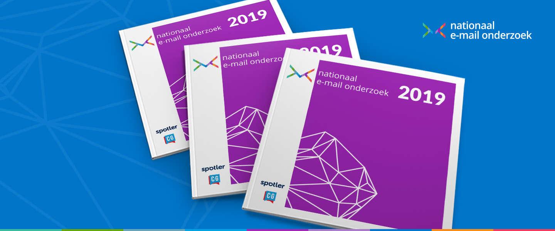 Nieuw: het Nationaal E-mail Onderzoek 2019