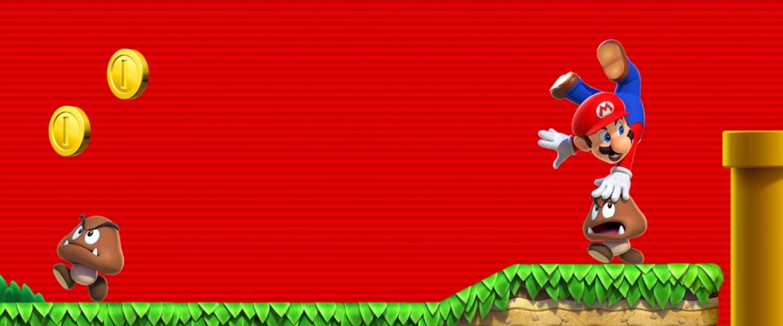 Super Mario Run komt 15 december voor iOS