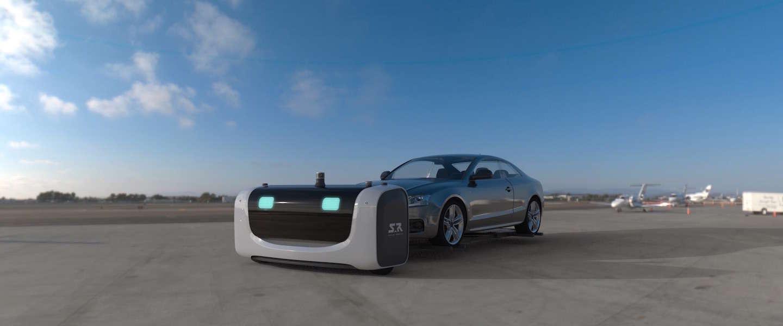 Dit is Stan: de valet parking robot die jouw auto parkeert