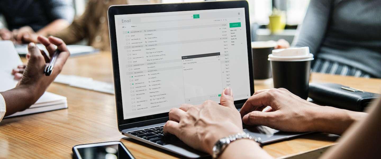 Deze methode kan ervoor zorgen dat je de helft minder tijd kwijt bent aan e-mails
