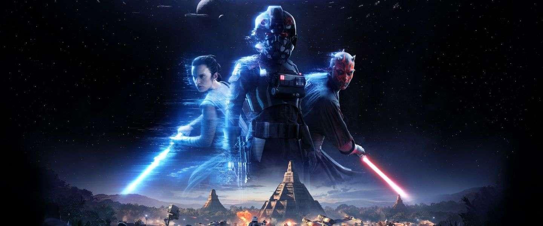 Geen microtransacties in Star Wars: Battlefront 2