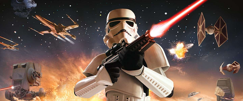 De Star Wars Battlefront die we nooit kregen