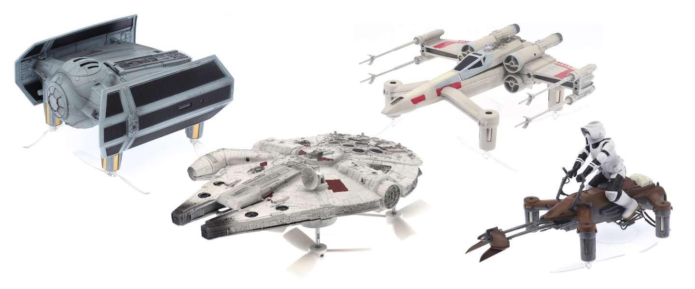 Star Wars Battling Drones: fantastisch voor de grote fan