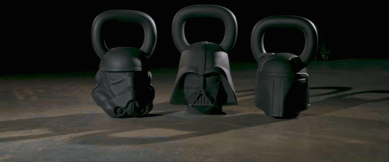 Sporten voor Star Wars-fans