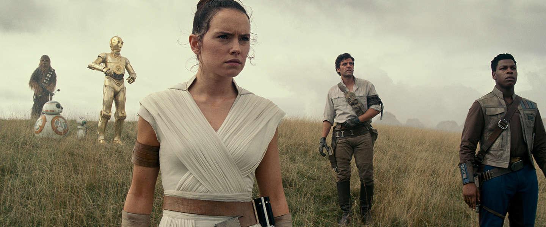 Eerste trailer Star Wars: The Rise of Skywalker