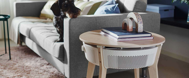 IKEA breidt Smarthome assortiment uit met slimme luchtreiniger STARKVIND