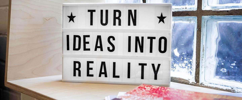 Sabine de Witte van Dutch Startup Association: 'Voor een goed idee is natuurlijk altijd ruimte'