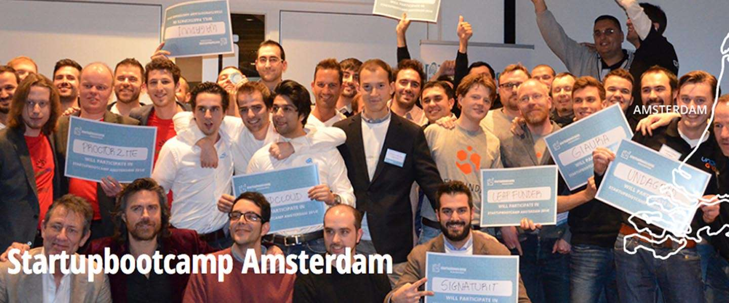 Startupbootcamp NFC & Contactless Demo Day op 17 januari