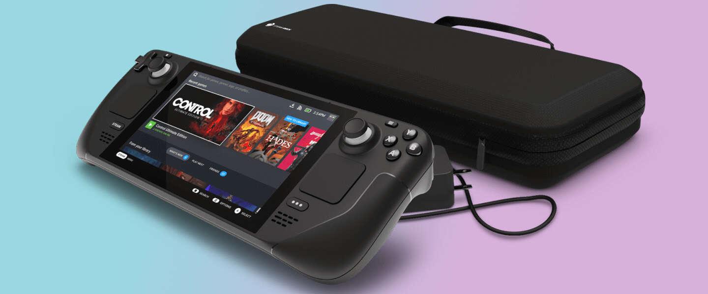 Valve maakt Steam Deck: directe concurrent van Nintendo Switch