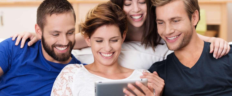 Steeds meer internetgebruik: wat doen we daar het meeste?