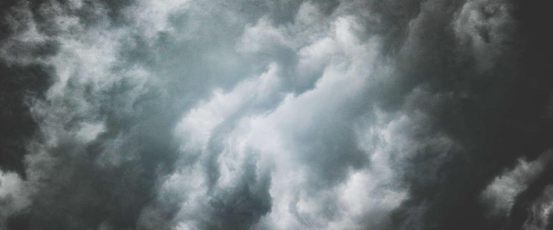 Ruimtestation ISS maakt beelden van orkaan Dorian