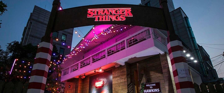 Een kijkje in de Stranger Things escape room