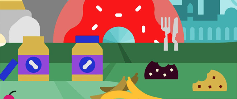 Strava onderzoekt: dit eten sporters het meest!