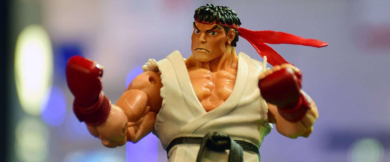 Mike Tyson wist niet van Street Fighters Balrog
