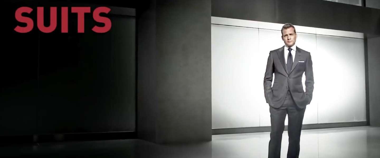 Nieuwe afleveringen Suits vanaf vandaag op Netflix
