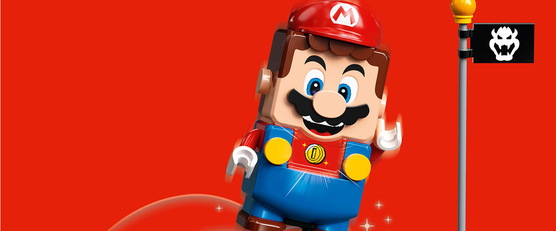 LEGO en Nintendo komen met unieke samenwerking