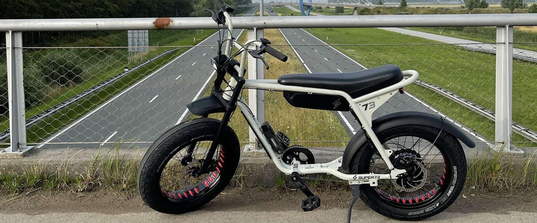 Super73 ZX: slimme fiets blijft nog even dom door app-probleem
