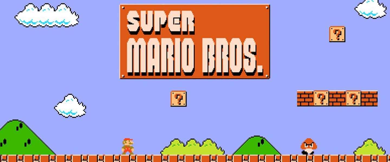 Eén Super Mario Bros. cartridge verkocht voor 100.000 euro