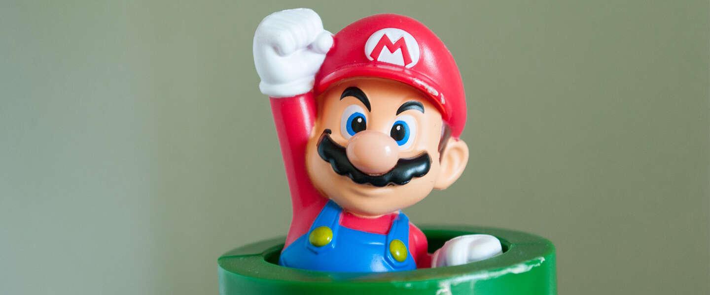 Voor op je to do list: Super Nintendo World pretpark