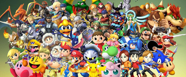 Super Smash Bros. Wii U: chaos en rumoer