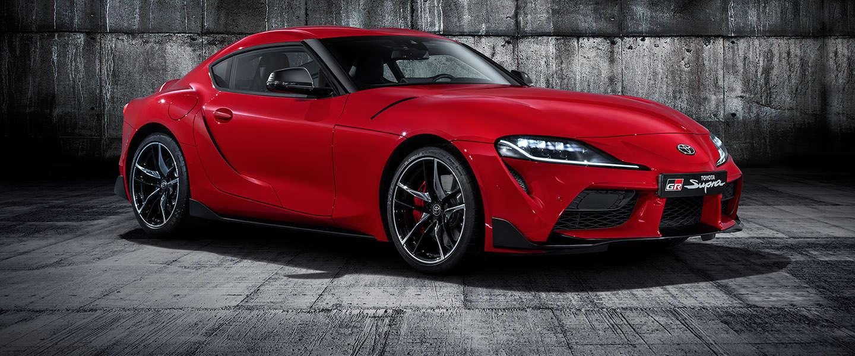 De legende keert terug: Toyota GR Supra