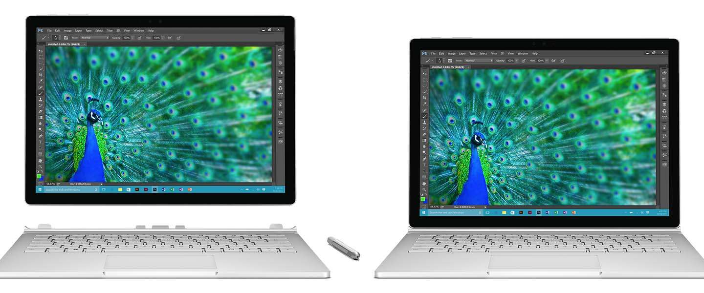 Surface Book vanaf 20 april beschikbaar in Nederland
