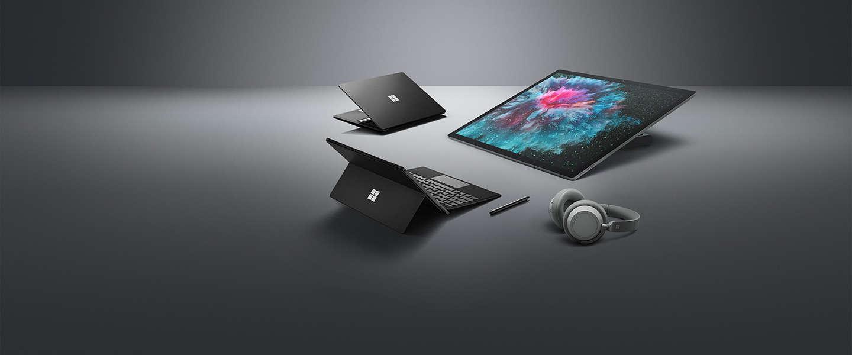Pre-order nu: Microsoft Surface Pro 6, Laptop 2 & Studio 2