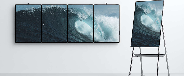 Microsoft introduceert de Surface Hub 2