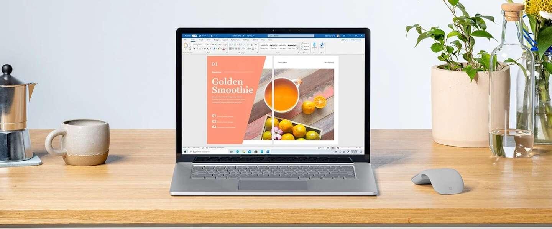 Microsoft onthult vierde generatie van de Surface Laptop
