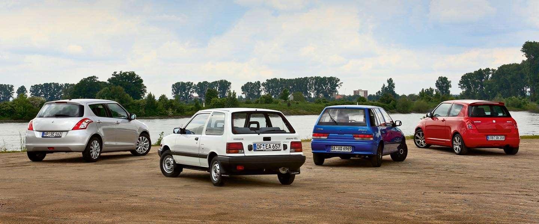 Suzuki-rijders beste chauffeurs van Nederland