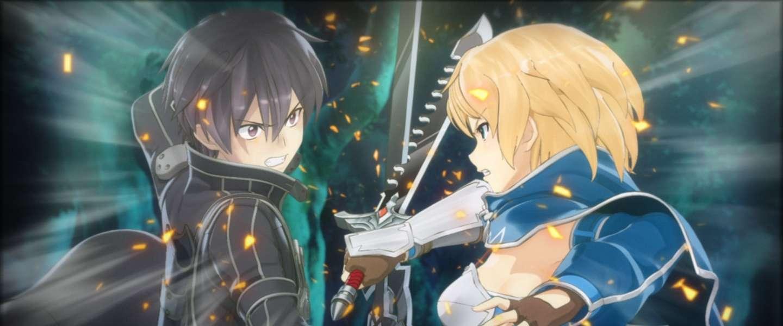 Sword Art Online Re: Hollow Fragment: een holle ervaring