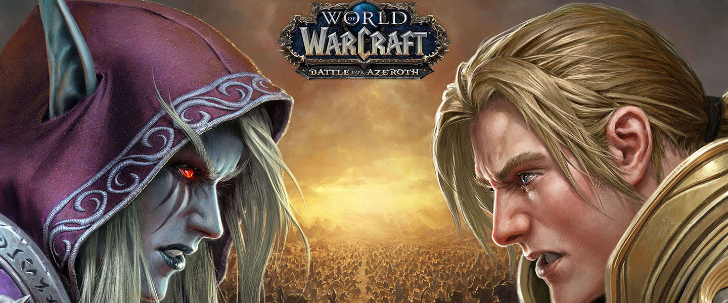 World of Warcraft: Battle for Azeroth vanaf 14 augustus beschikbaar