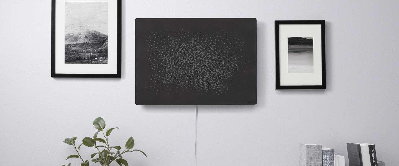 IKEA en Sonos bevestigen: de nieuwe Symfonisk is een schilderij