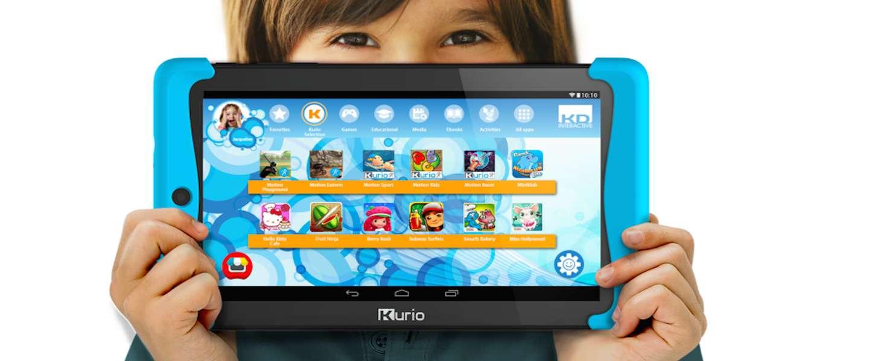 Kurio TAB 2: de kindvriendelijke tablet
