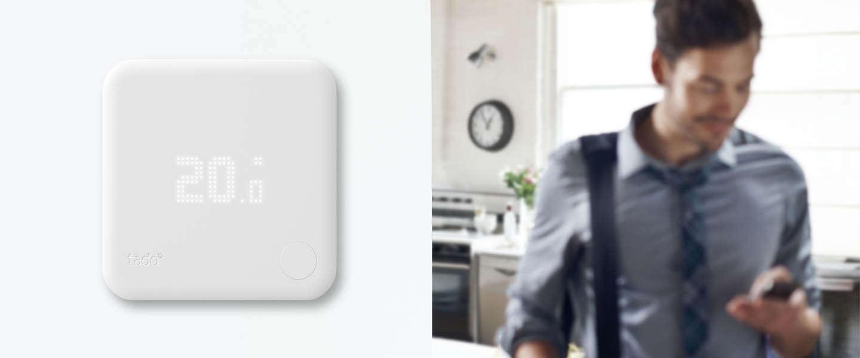 Slimme thermostaat houdt rekening met jouw locatie en omgeving