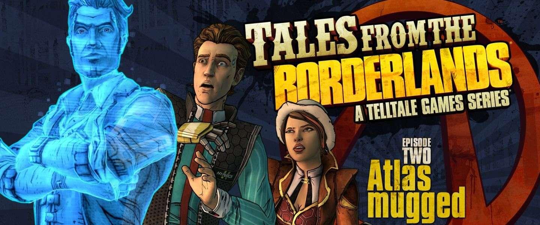 Tales from The Borderlands blijft amuseren